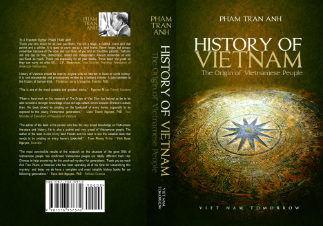 Cover History of VN